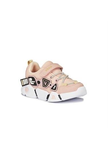 Vicco Vicco Patik Phylon Spor Ayakkabı Kız Çocuk Pudra Pudra